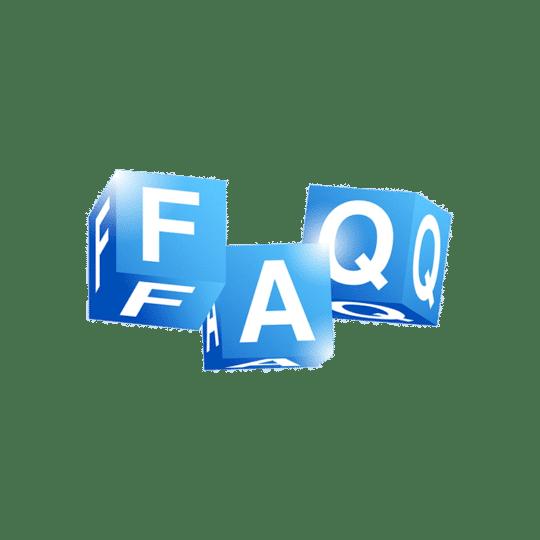 faq Häufig gestellte Fragen