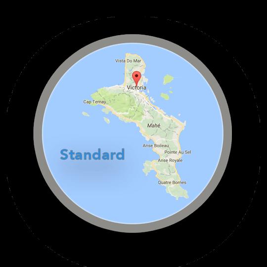 Seychellen Standard