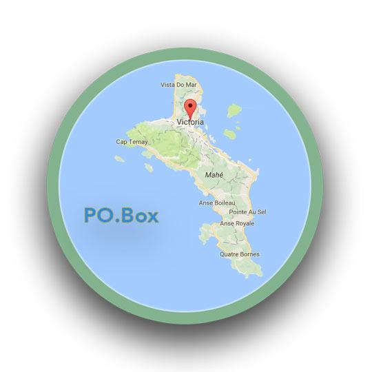 Postfach Seychelen
